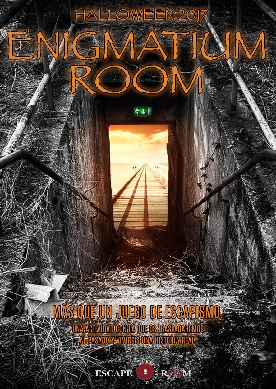 escaperoom enigmatium room