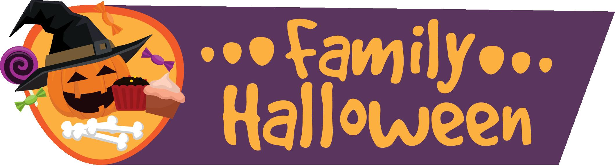 logos family halloween